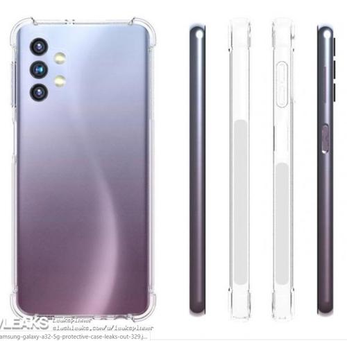 Samsung Galaxy A32/fot. SlashLeaks