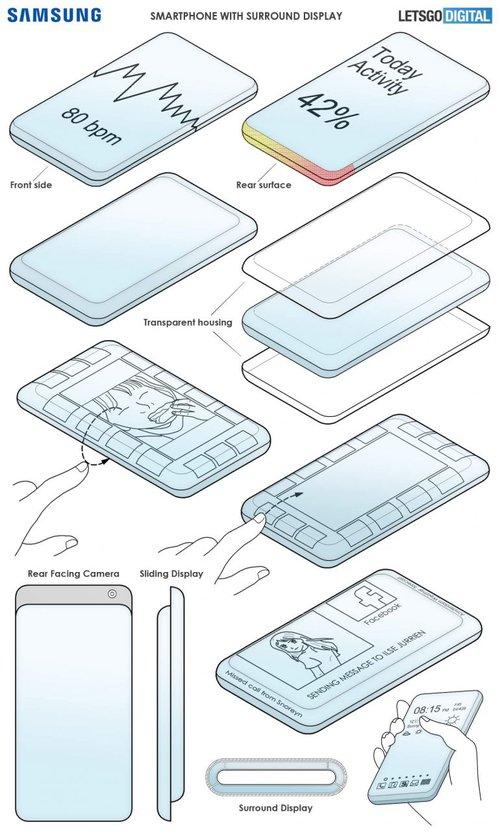 Samsung patent/ fot. Samsung