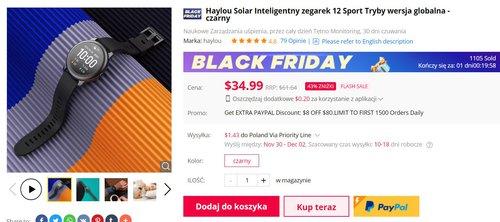 Xiaomi Solar staniał już do 120 złotych
