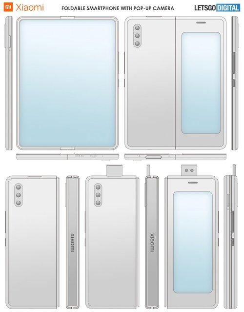 Xiaomi patent/ fot. LetsGoDigital