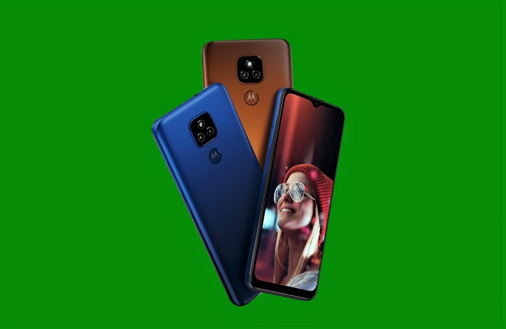 Motorola Moto E7 Plus / fot. producenta
