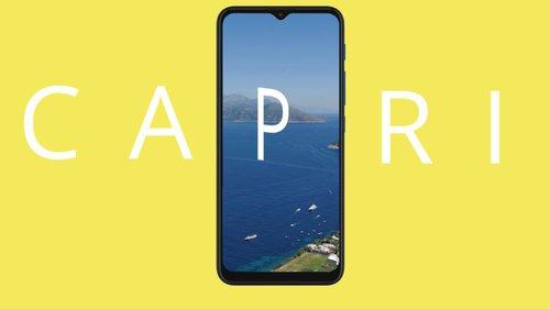 Motorola Capri mockup/ fot. TechNik News