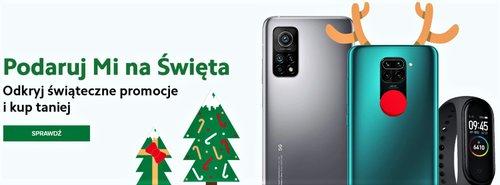 Świąteczna promocja Xiaomi Polska