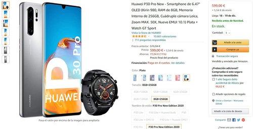 Huawei P30 Pro New Edition w promocji - niższa cena i prezent