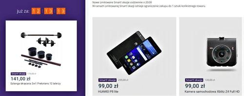 Już wkrótce 5-letni Huawei P8 Lite będzie dostępny za 99 zł!