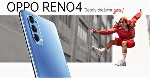 OPPO Reno 4 / fot. producenta