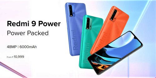 Xiaomi Redmi 9 Power / fot. producenta