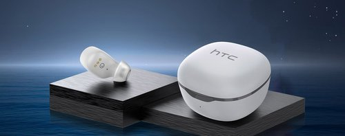 HTC Wireless Earbuds/ fot. HTC