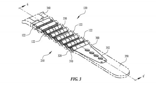 Apple patent Battery Band/ fot. phonearena