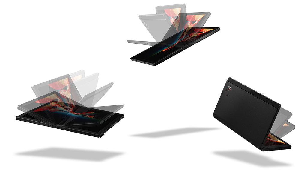 Lenovo ThinkPad X1 Fold/ fot. producenta