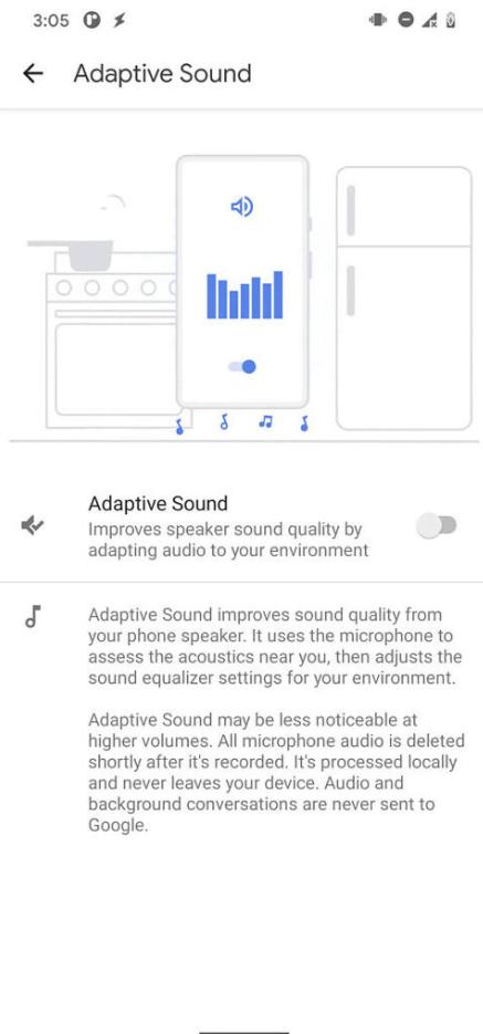 Adaptive Sound to sposób na dobrą jakość dźwięku na głośnikach smartfona/fot. XDA