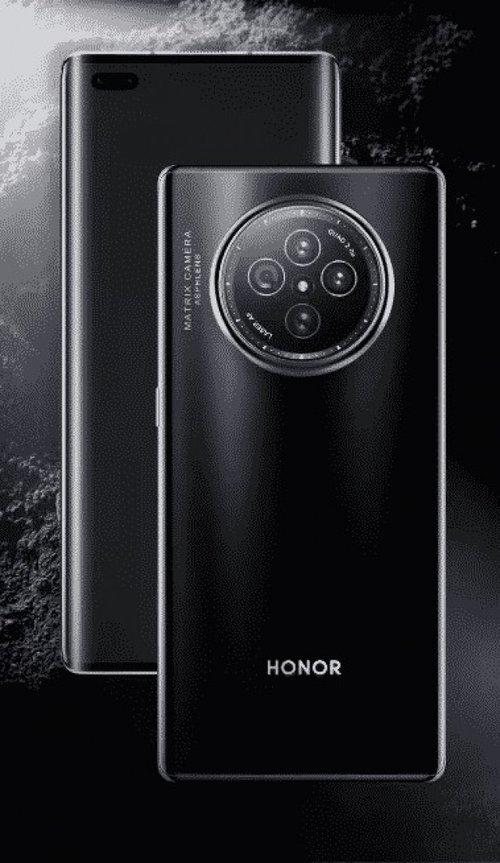 Tak ma wyglądać Honor V40