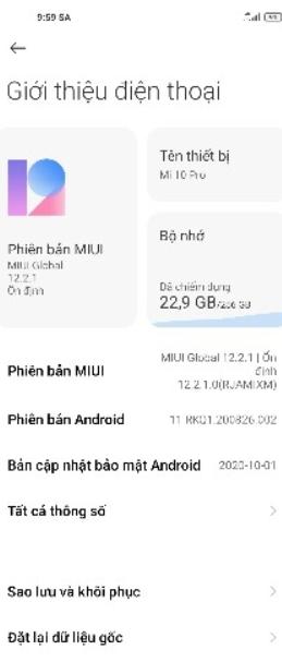 Xiaomi Mi 11 już dostaje Androida 11 w stabilnej wersji/fot. XDA
