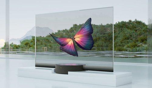 Xiaomi Mi TV Lux OLED Transparent Edition/ fot. producenta