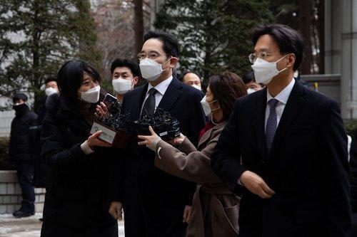 Wiceprezes Samsung/ fot. Bloomberg