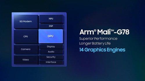 Samsung Exynos 2100/ fot. producenta