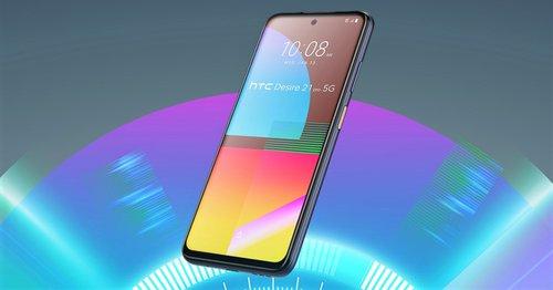 HTC Desire 21 Pro 5G / fot. producenta