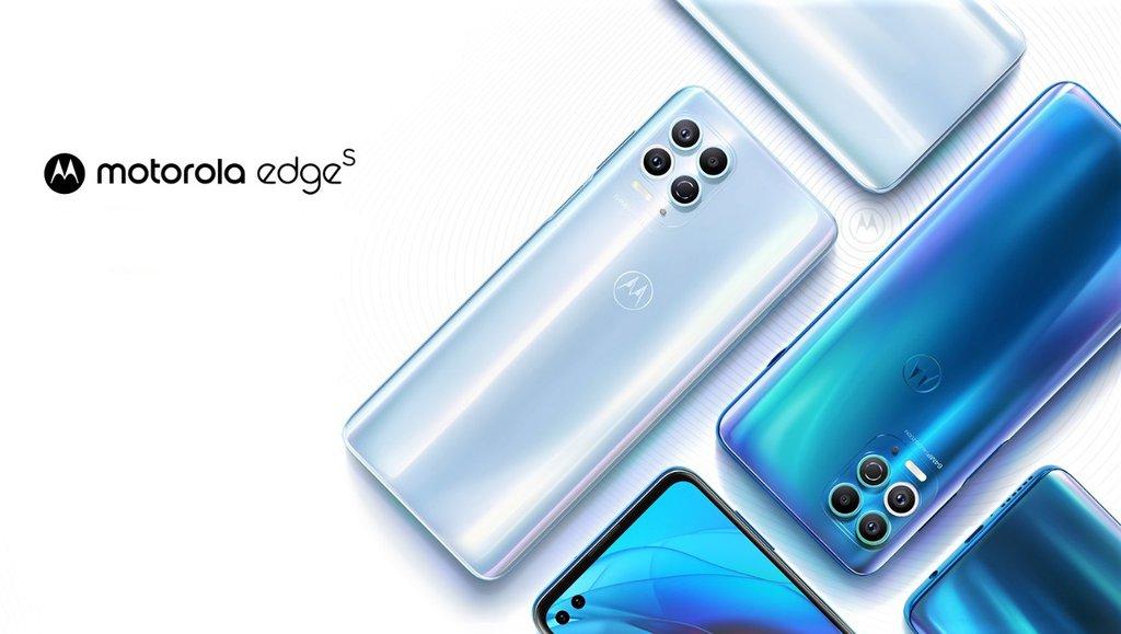 Motorola Edge S / fot. producenta