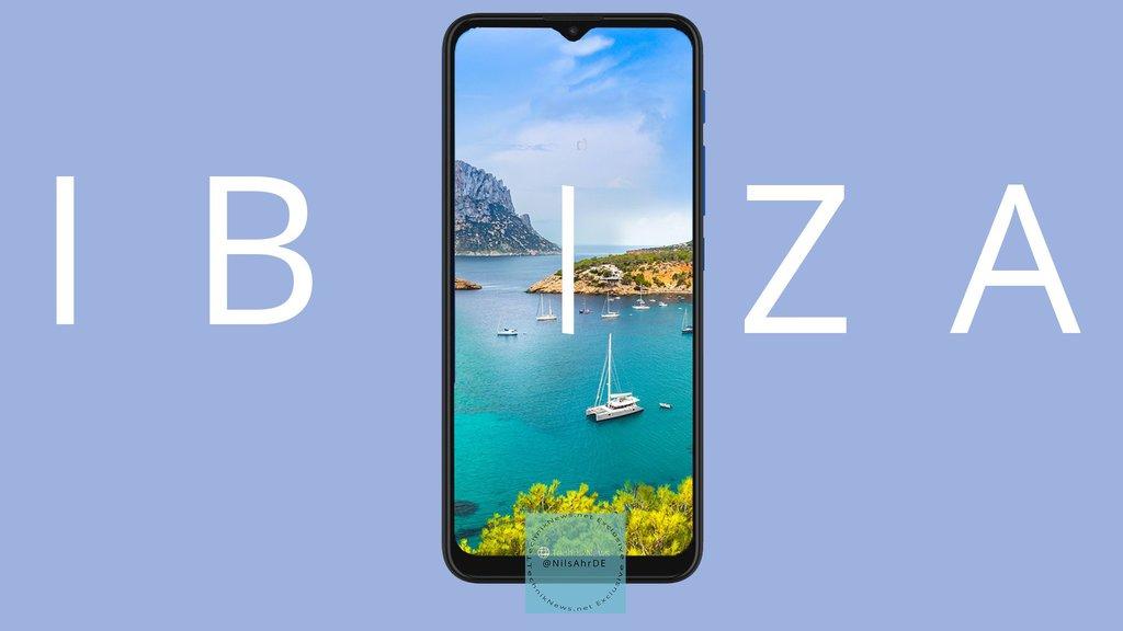 Motorola Ibiza/ fot. gizmochina