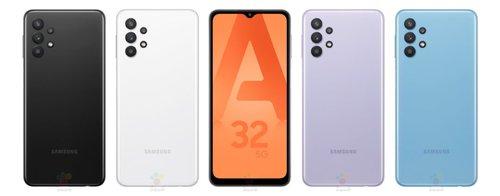 Samsung Galaxy A32 5G/ fot. WinFuture