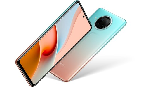 Xiaomi Mi 10i 5G/ fot. producenta