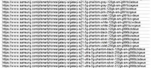 Wiele wskazuje na to, że najmocniejsza wersja Galaxy S21 Ultra 5G trafi do Polski / fot. Evan Blass na Voice