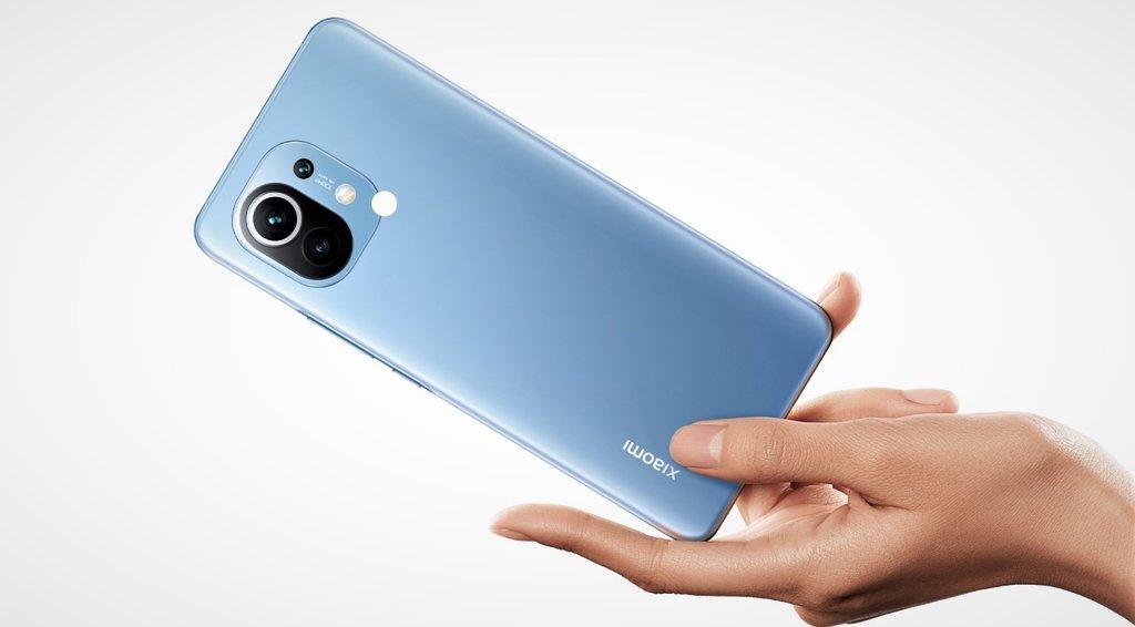 Xiaomi Mi 11 / fot. producenta