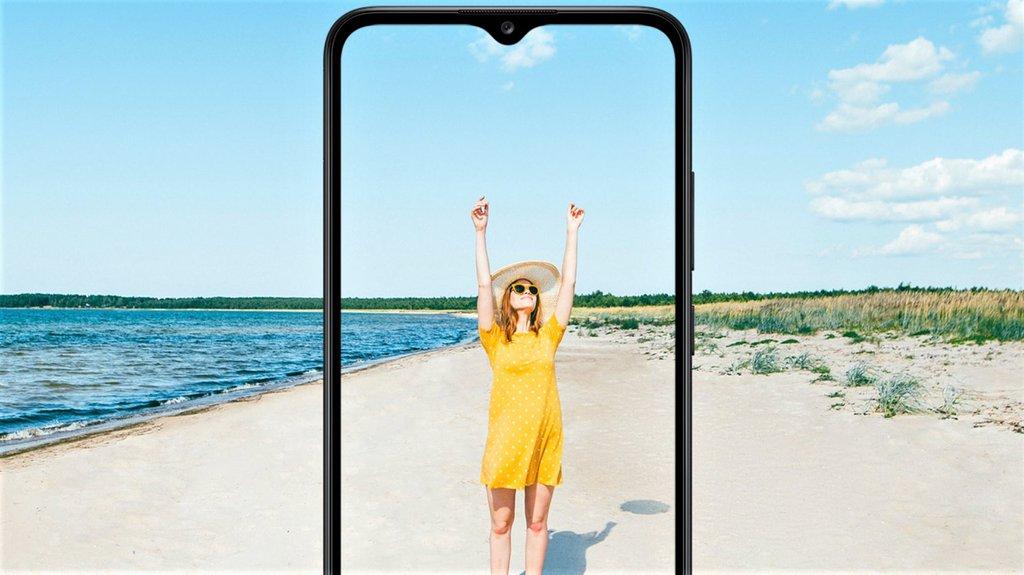 Samsung Galaxy A02s / fot. producenta