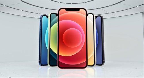 Apple iPhone 12 / fot. producenta
