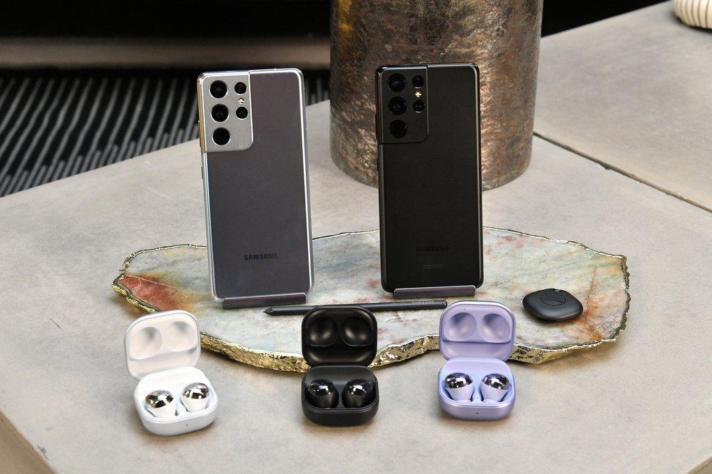 Samsung Galaxy S21 Ultra / fot. Evan Blass