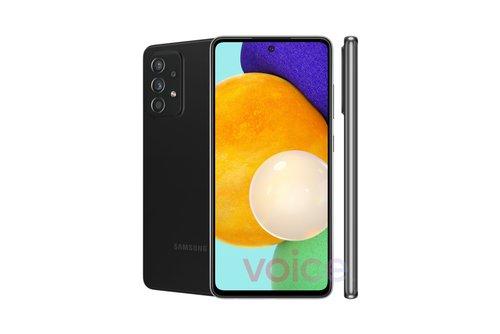 Samsung Galaxy A52 5G/ fot. voice.com