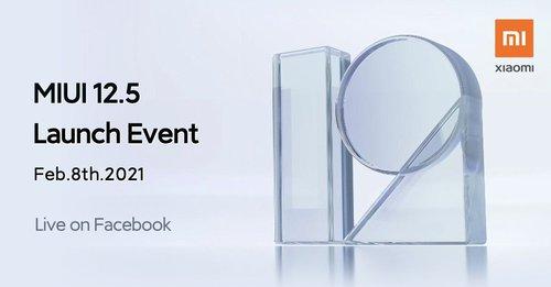 Xiaomi ujawniło datę premiery MIUI 12.5 Global