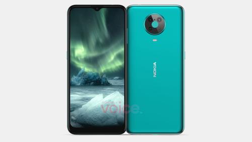 Nokia 6.3/fot. OnLeaks via Voice