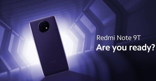 Redmi Note 9T/ fot. Xiaomi