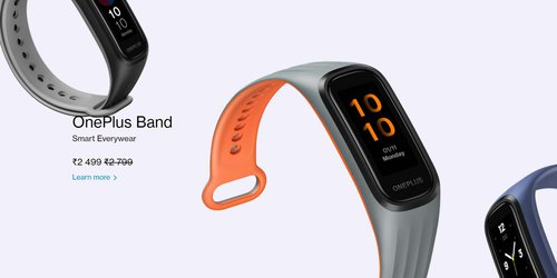 OnePlus Band/fot. OnePlus