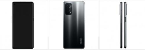 Oppo A93 5G/fot. Oppo via GSMarena