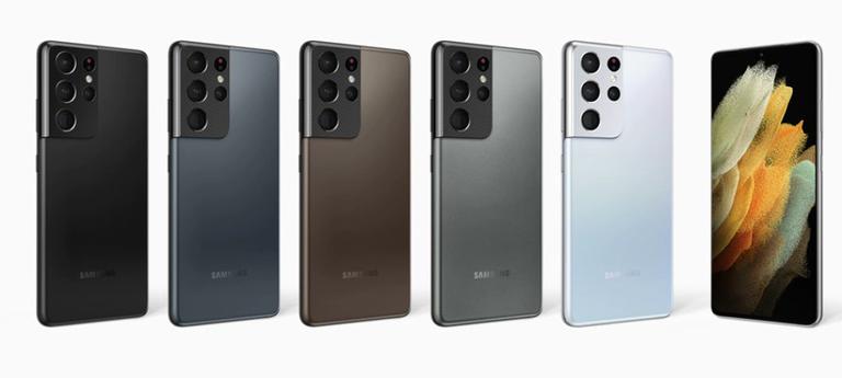 Samsung Galaxy S21 Ultra/fot. Roland Quandt