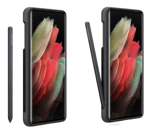 Samsung Galaxy S21 Ultra z S Pen/ot. Winfuture