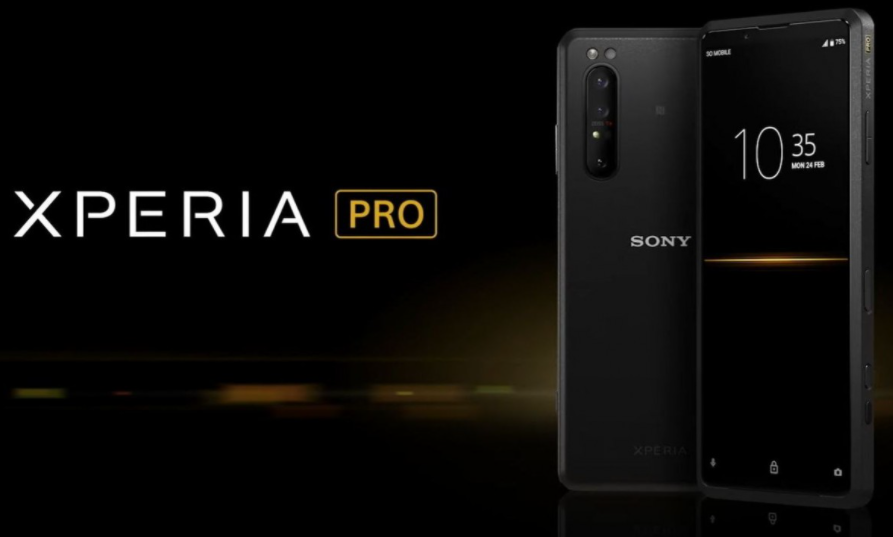 Sony Xperia Pro/fot. Sony