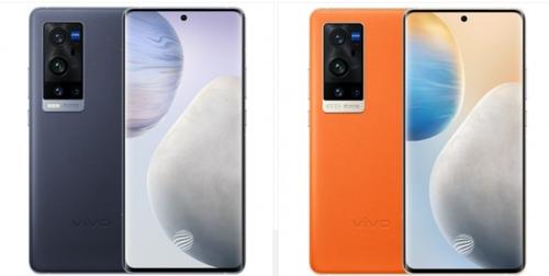 Vivo X60 Pro+/fot. GSMarena
