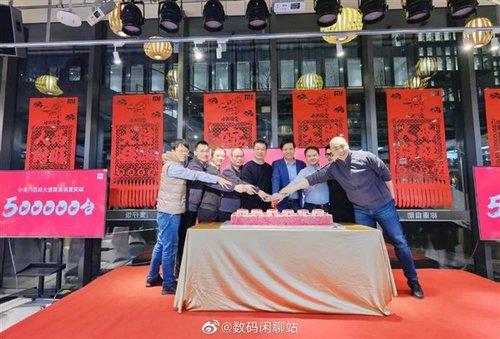 Xiaomi Mi 11 sprzedaż/ fot. gizmochina