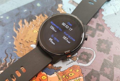Xiaomi Mi Watch / fot techManiaK