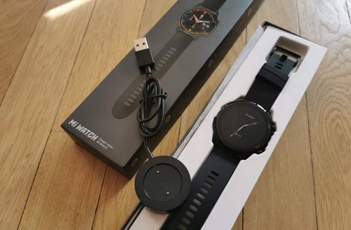 Xiaomi Mi Watch / fot. techManiaK