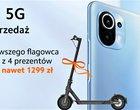 Xiaomi Mi 11 ZNIKNĄŁ z polskich sklepów. Wiem, gdzie go zamówisz ze świetnymi prezentami