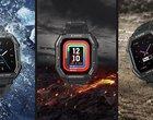 Wygląda, jak G-Shock, a to smartwatch z pulsoksymetrem i baterią na pół miesiąca w promocji prosto z Polski