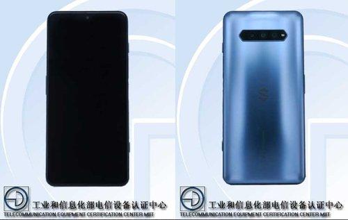 Xiaomi Black Shark 4/fot.TENAA