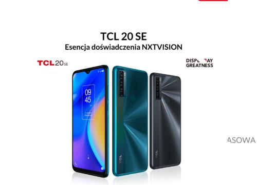 TCL 20 SE/fot. producenta