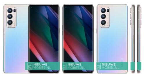 Oppo Find X3 Neo/ fot. Nieuwe Mobiel