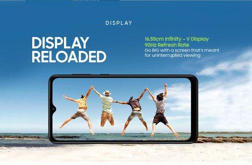Samsung Galaxy M12 / fot. Amazon.in