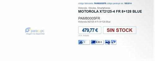 Motorola Moto G100 cena